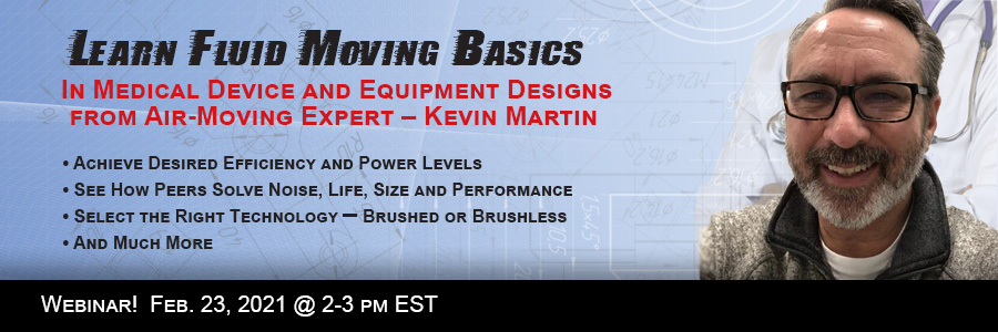 Fluid Moving Basics Webinar Presented by Kevin Martin