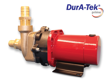 AMETEK DFS sealless duratek prime pump