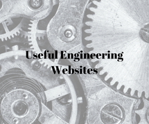Useful Engineering Websites (AMETEK DFS Blog Post)