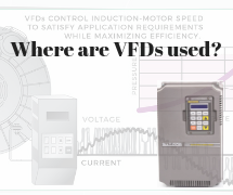 Where are VFDs used product icon image