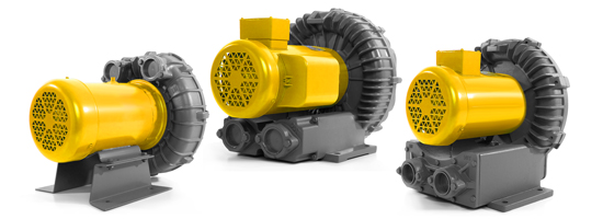 AMETEK DFS Chemical Processing (CP) Regenerative Blowers