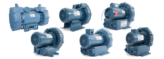 AMETEK DFS Domestic (DR) Regenerative Blowers